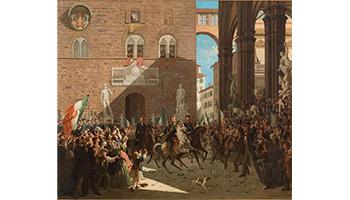 Firenze Capitale 1865-2015. I doni e le collezioni del Re