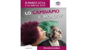 Acli - 8 Marzo A 70 Anni dal diritto di Voto, la democrazia ha bisogno delle donne - Locandina - 350X200.jpg