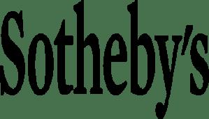 Sotheby's - logo_black - Sotheby's - www- Sotheby's-com - 350X200