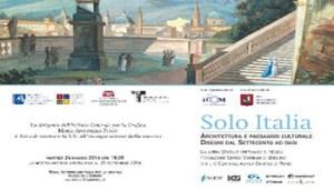 Solo l'Italia - Architettura e Paesaggio Culturale..... - www-beniculturali-it - 350X200