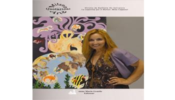 Milano Arte e Quotazioni dedica la copertina a Mina Cappussi e al Molise