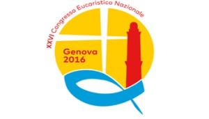 Logo Congresso Eucaristico Nazionale - Genova 15 - 20 Settembre 2016 - 350X200 - www-chiesacattolica-it - 350X200.