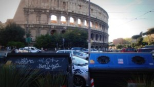 Rifiuti - Colosseo - www-iltempo-it - 350X200