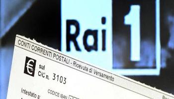 Canone Rai, cambiano le rate nel 2017: 9 euro al mese