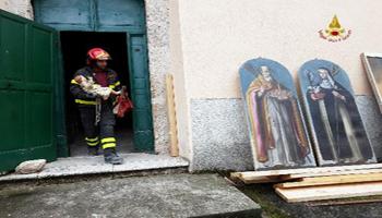 LA BELLEZZA FERITA. Norcia, Earth Heart Art Quake La Speranza rinasce dai capolavori della città di San Benedetto
