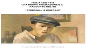 Italia 1920 - 1945 - Una nuova Figurazione e Racconti del sé - 27ea7e531d3c964b756d66f8a985b41eeb03381 - www-beniculturali-it - 350X200