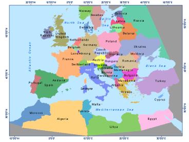 Europa 2017-Arpas,imc bollettino