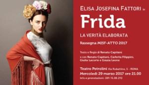 Elisa Josefina Fattori - EJF - Frida Elaborata - EJF - Elisa Josefina Fattori - 350X200