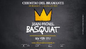 Jean - Michel Basquiat - mostra-sito-img-jean-michel-basquiat - www-chiostrodelbramante-it - 350X200