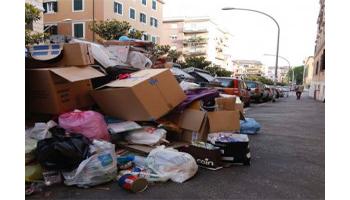 Roma, Bbc, 14 milioni di euro l'anno per regalare i rifiuti all'Austria, che poi trasforma la monnezza in energia elettrica