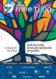 2017 - Rimini - Meeting - Locandina - Uunnamed