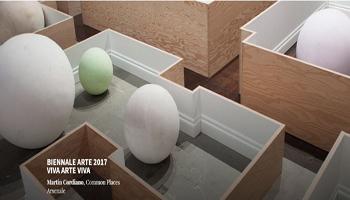 Venezia: Biennale Arte 2017 Viva Arte Viva
