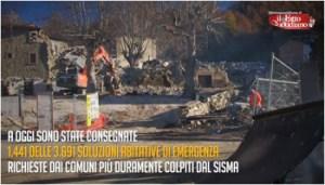 Amatrice 2017 - Terremotati - Casette Abitative - www-ilfattoquotdiano-it - 350X200 - Cattura