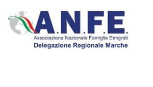 ANFE - Associazione Nazionale Famiglie Emigrati - Delegazione Regionale Marche - 350X200