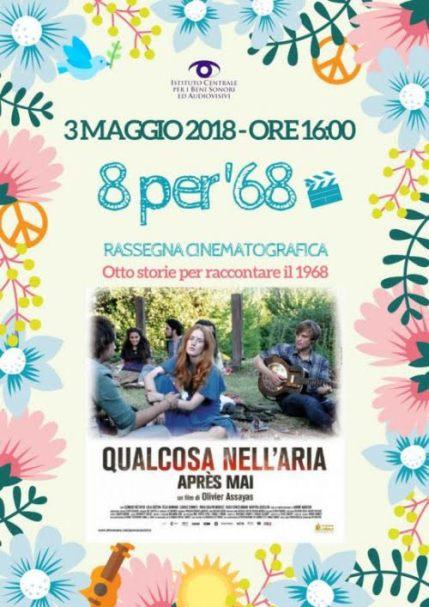 IC-BSA - beniculturali - Rassegna Cinematografica - Qualcosa nell'aria - unnamed