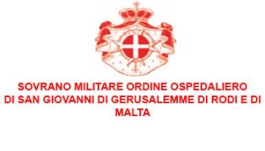 Logo Sovrano Ordine Militare di Malta - 099999