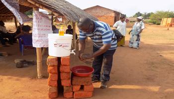 Emergenza Ebola nella Repubblica Democratica del Congo. Malteser International al lavoro per contenere epidemia