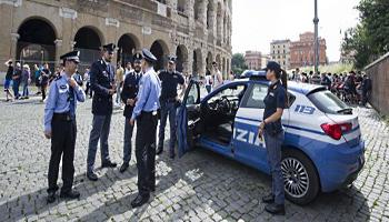 Terzo anno di pattuglie congiunte Italia-Cina