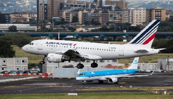 Air France, per la prima volta volerà da Cagliari a Parigi