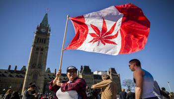 Canada, legalizzata la Marjuana
