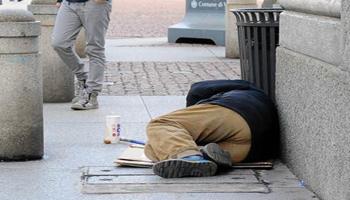 Nel 2017 oltre 5 mln in povertà assoluta, record dal 2005