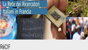 RéCIF: Réseau des Chercheurs Italiens en France