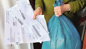 Tari, la tassa sui rifiuti, una famiglia su cinque non la paga