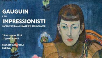 Gauguin e gli Impressionisti. Capolavori dalla Collezione Ordrupgaard
