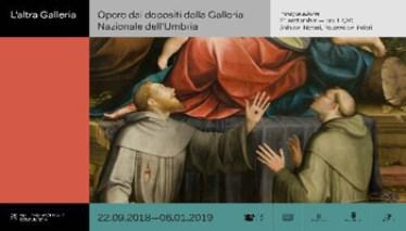 L'Altra Galleria - Opere Dai Depositi della Galleria Nazionale dell'Umbria - www-beniculturali-it - 350X200