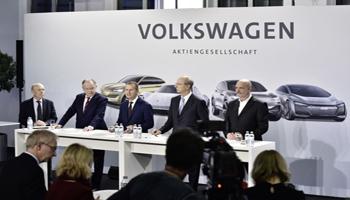 Gruppo Wolkswagen, pronta la grande trasformazione