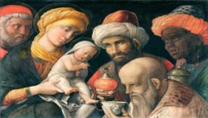 Andrea Mantegna, Adorazione Dei Magi