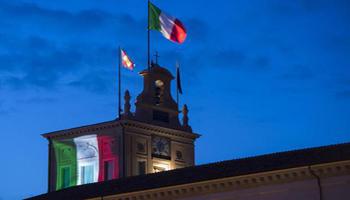 Mattarella, Tricolore testimone di pace