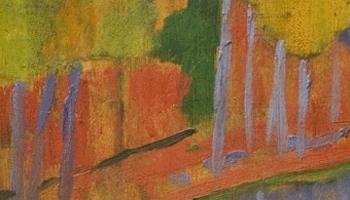 """Le """"Talisman"""" de Sérusier, une prophétie de la couleur"""