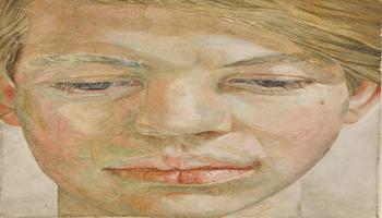 'Head of a Boy' del 1956 di Lucian Freud all'asta per la prima volta