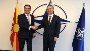 La Repubblica della Macedonia Settentrionale è entrata a far parte della Nato