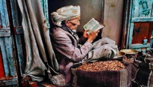 STEVE McCURRY – La passione universale per la lettura