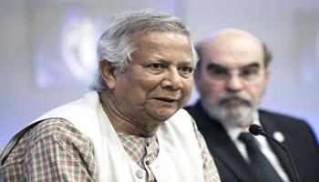 Appello del Premio Nobel per la Pace Muhammad Yunus: per affrontare fame e conflitti serve un nuovo approccio