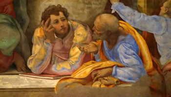 """<font color=""""#FF0000""""> HANDSHAKE BETWEEN CHRISTIANITY AND CHEMISTRY </font>"""
