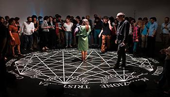 Mostra d'arte – VOICES di Piero Mottola al CCK