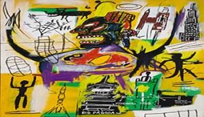 Sotheby's: Spiegare l'esplosione dell'iconografia nel 'Pyro' di Basquiat