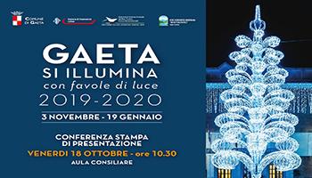 Gaeta Luminarie <BR> a cura di Pietro Bergamaschini