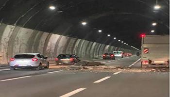 Sono 200 le gallerie autostradali a rischio in tutta Italia