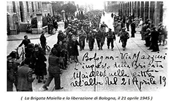 """IL """"GRUPPO PATRIOTI DELLA MAIELLA"""" <BR> di Nicola F. Pomponio"""