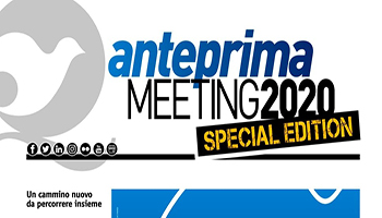 ONLINE ANTEPRIMA MEETING 2020 SPECIAL EDITION