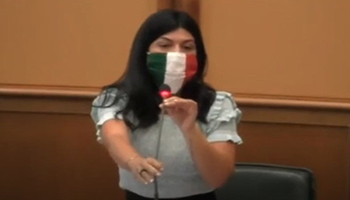 Mascherine gate, Zingaretti si è arreso. Chiara Colosimo (FdI) svergogna il presidente della Regione Lazio