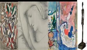 Sotheby's: Unseen Works Of The European Avant-Garde
