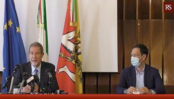 """Coronavirus, Musumeci: """"Vogliamo tutelare la salute di chi è in Sicilia"""""""