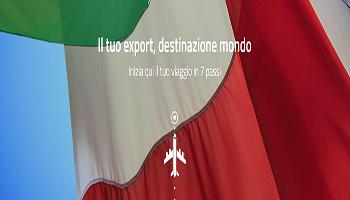 Il tuo export, destinazione mondo