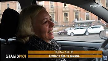 *Intervista a Bruna Arceri – TvSAT2000