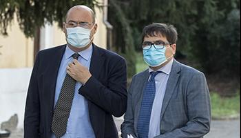 I medici contro Zingaretti: disastro organizzativo della Regione Lazio